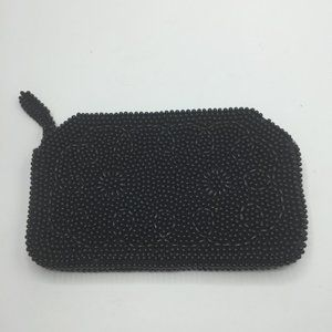 Vintage Handmade Beaded Clutch